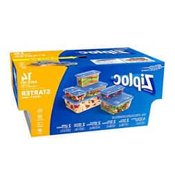Ziploc Containers Starter Set Variety Pack, 7 ea