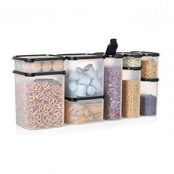 Counter and Cabinet Storage Container Food Set Modular Mates