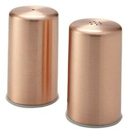 American Metalcraft CSP2 Salt and Pepper Shaker Set, Copper,