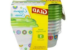 Glad Designer Series Small Rectangle Food Storage Containers
