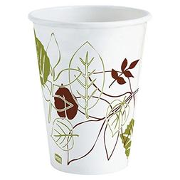 DIX2342WS - Pathways Paper Hot Cups, 12 Oz, 500/carton