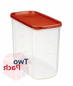 Rubbermaid 16-Cup Dry Food Container  - Free 2 Day Shipping