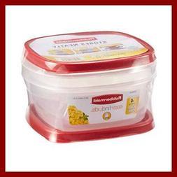 Rubbermaid Easy Find Lid Food Storage Set, 5 Cup, 4 Piece se