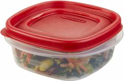 Rubbermaid 1776401 1 1/4 Cup Easy Find Lid Food Storage Cont