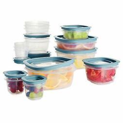Rubbermaid Flex Seal 26-Piece Food Storage Plastic Set Lids