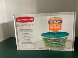 Rubbermaid Food Storage 38 Piece Set with Vent Easy Find Lid