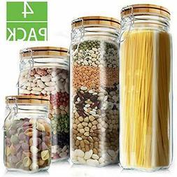 Food Storage & Organization Sets Containers Set, Kitchen Jar