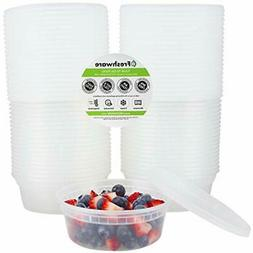 Food Storage & Organization Sets Containers With Lids 40 Pac