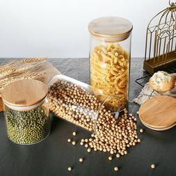 Food Storage Box Glass  High Temperature Resistant Kitchen S