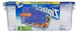 Food Storage Container, 9-Cup Square, 2-Ct.