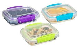 Food Storage Containers, 6.7 oz./0.2 L, Sistema KLIP IT Acce