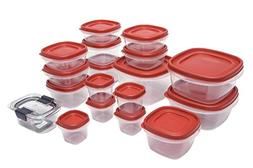 36 Piece Food Storage Containers With Bonus Container