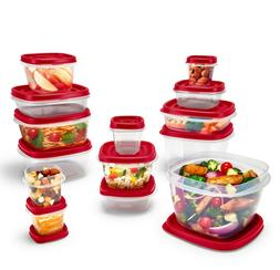 Rubbermaid Food Storage Containers Easy Find Vented Lids Hom