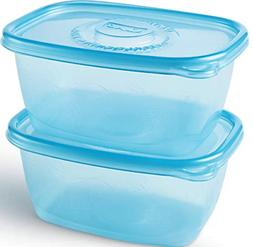 Glad Food Storage Containers - Glad FreezerWare Container -
