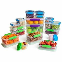 Sistema Food Storage Containers, Gourmet Meal Prep Food Stor