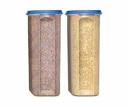 Food Storage Containers -STACKO- 4 PC. - Airtight Dry Food C
