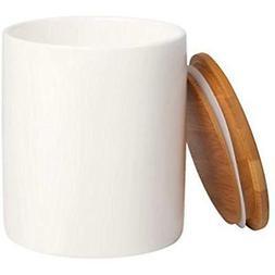 Food Storage Jar, 35.47 FL OZ , Ceramic With Airtight Seal B