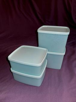 Tupperware Freeze It Plus Freezer food storage Containers Se