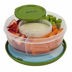 Fit & Fresh Fruit & Veggie Bowl Ct