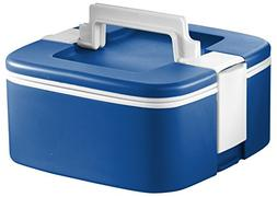 Ozeri FS3-BL Thermomax Stackable Lunch Box and Double-wall I