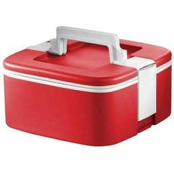 Ozeri FS3-R Thermomax Stackable Lunch Box and Double-wall In