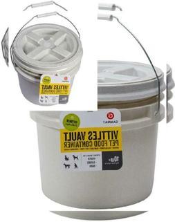 Vittles Vault GAMMA2 10 lb Airtight Bucket Container for Foo