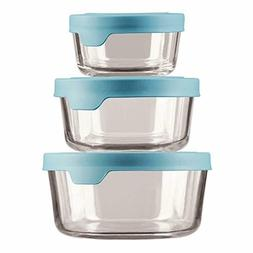 Anchor Hocking Glass Food Storage Containers Meal Prep and B
