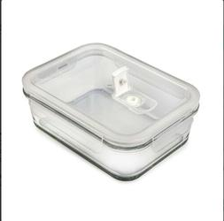 Prep Naturals Glass Meal Prep Containers With Lids 10 Pack