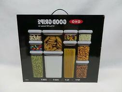OXO Good Grips 10 Piece Food Storage POP Container Set BPA F