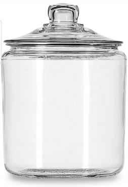 Anchor Hocking Heritage Hill 1-Gallon Kitchen Canister Glass