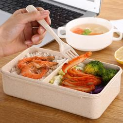Japanese Bento Lunch Box Food Storage Containers Food with L