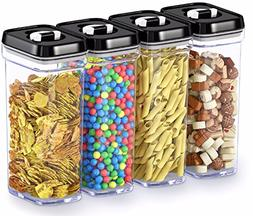 DWËLLZA KITCHEN Airtight Food Storage Containers with Lids