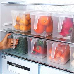 Kitchen Food Storage Container Case Refrigerator Crisper Box