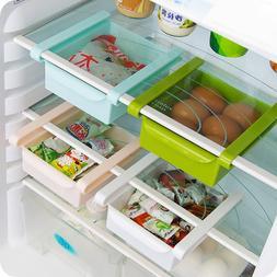 Kitchen Fridge <font><b>Freezer</b></font> Drawer Space Save
