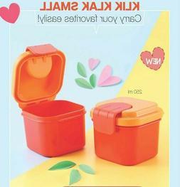 Tupperware Klik Klak Small 250 ML- Kitchen Food Storage Cont