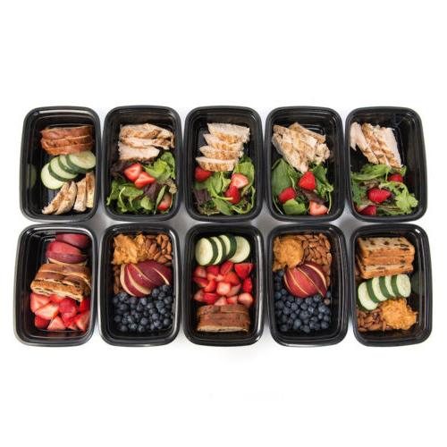 100 Meal Microwavable 1