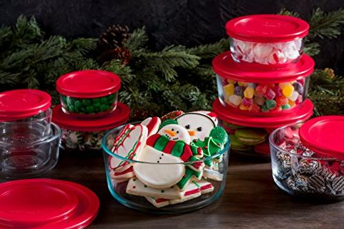 Pyrex Simply Glass Round Food Container
