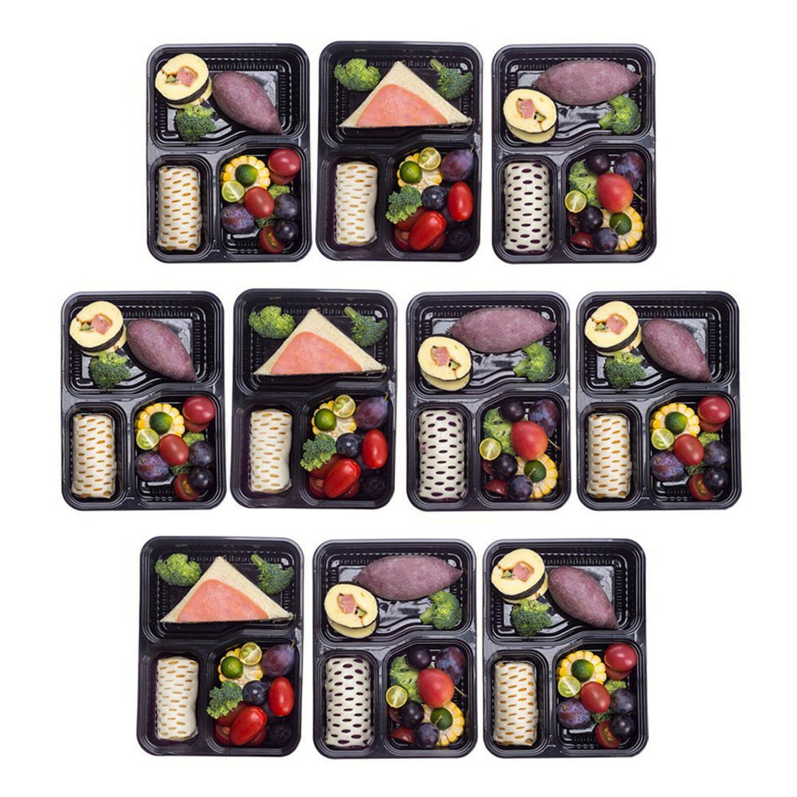 20 Meal Compartment Reusable