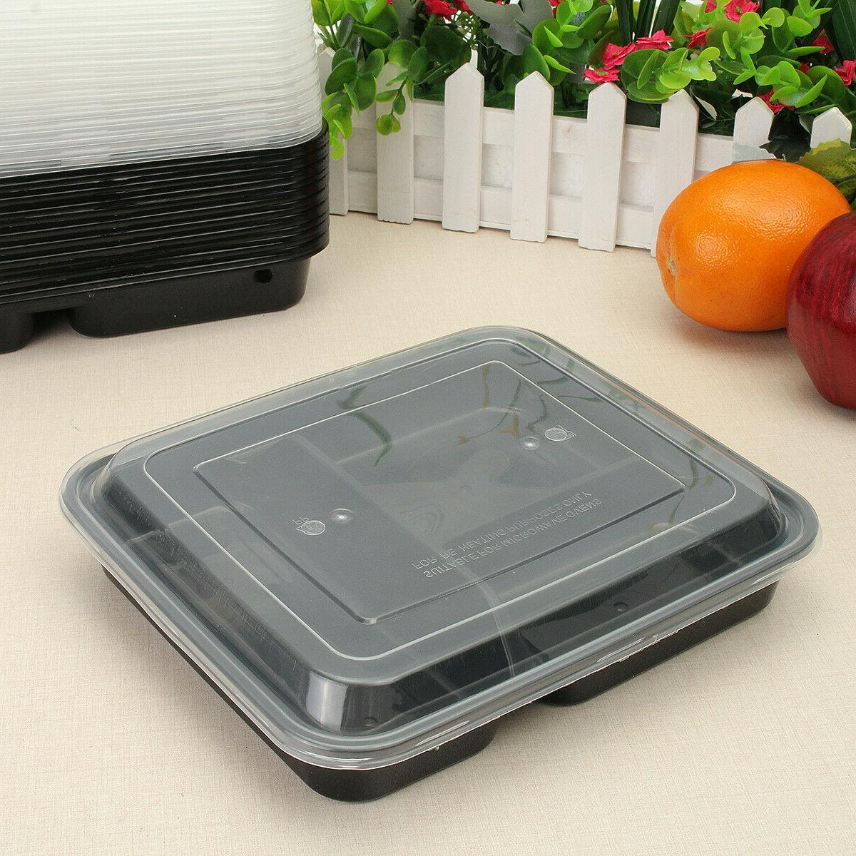 20Pcs Meal Storage Container Box
