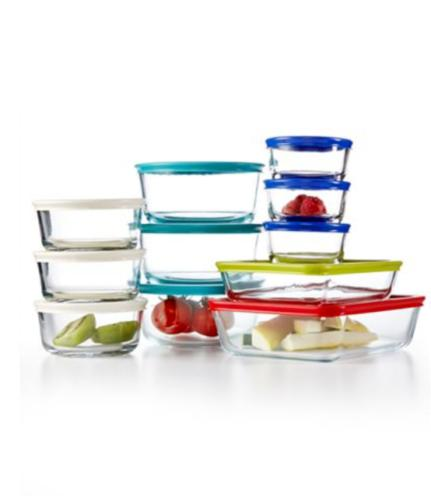 Pyrex Food Prep and Glass Bakeware New Box