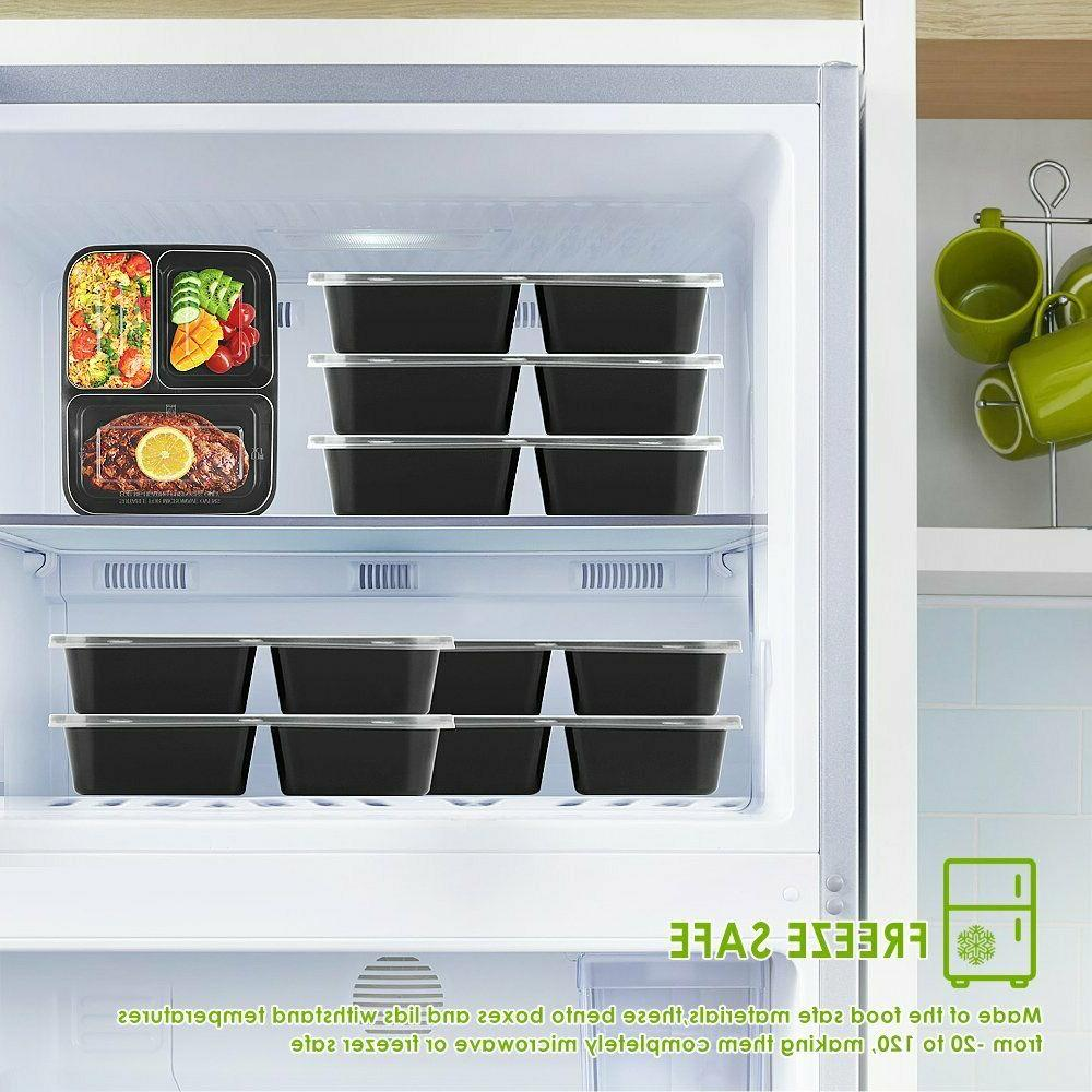 25 3 Meal with Storage Reusable