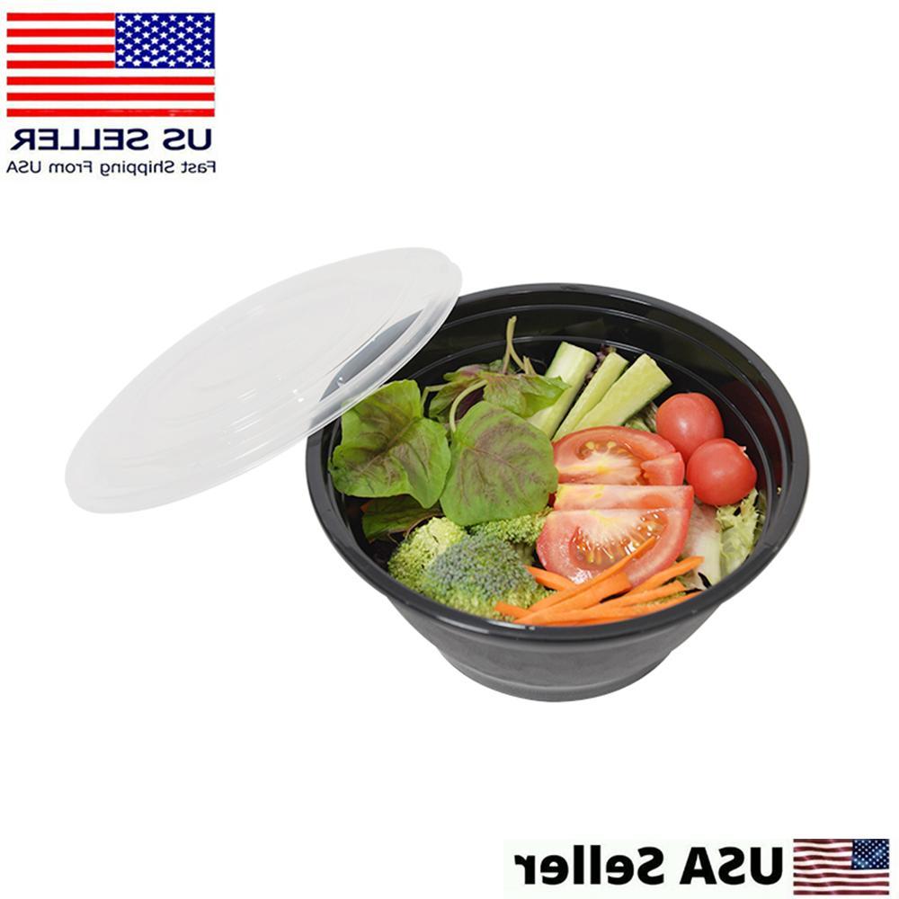 Food Storage salad Bowl 38oz/42oz