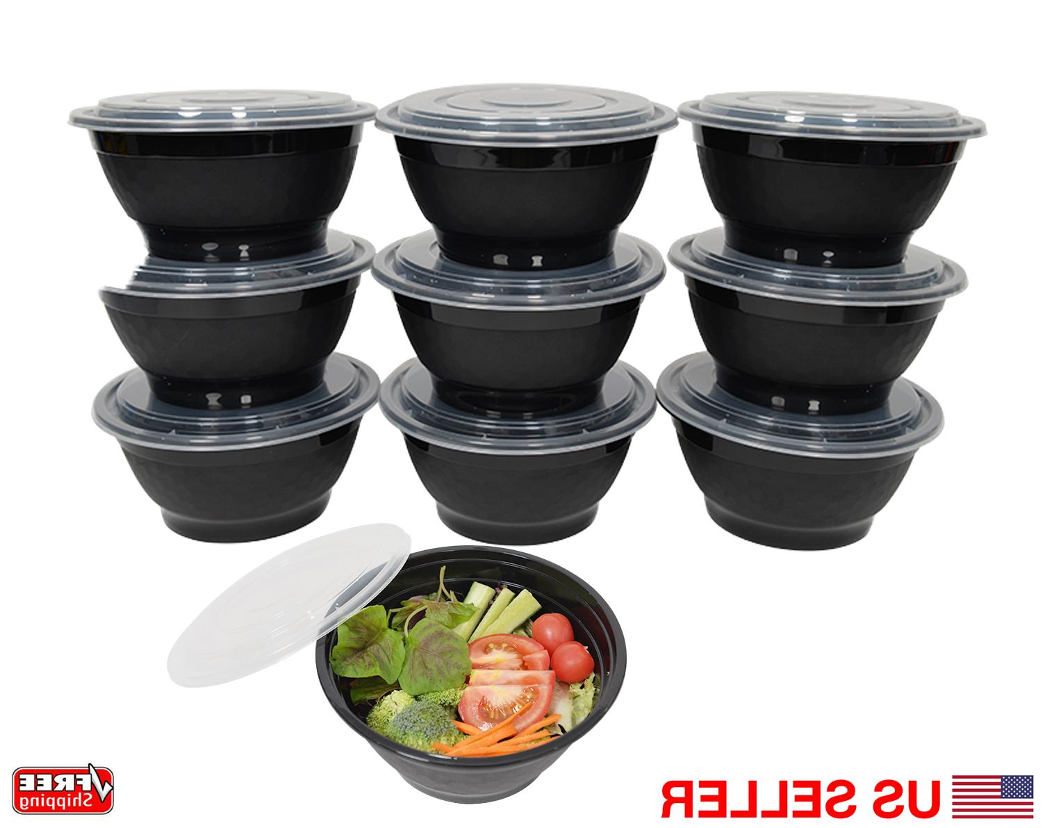 25pc meal prep containers food storage noodle