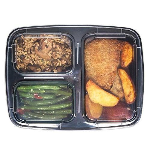 Meal Storage Bento | Lunch Microwave/Dishwasher/Freezer