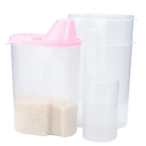 3 Pack Large Keeper Food 2.5L, Leak Free