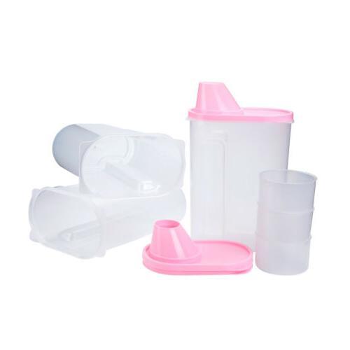 3 Pack Keeper Food Storage 2.5L, BPA
