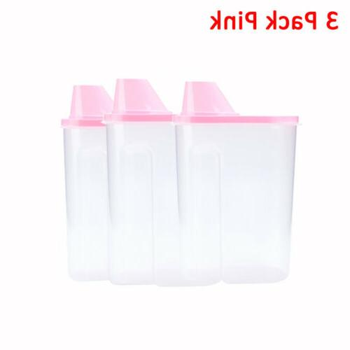 3 Cereal Keeper Storage 2.5L, Free