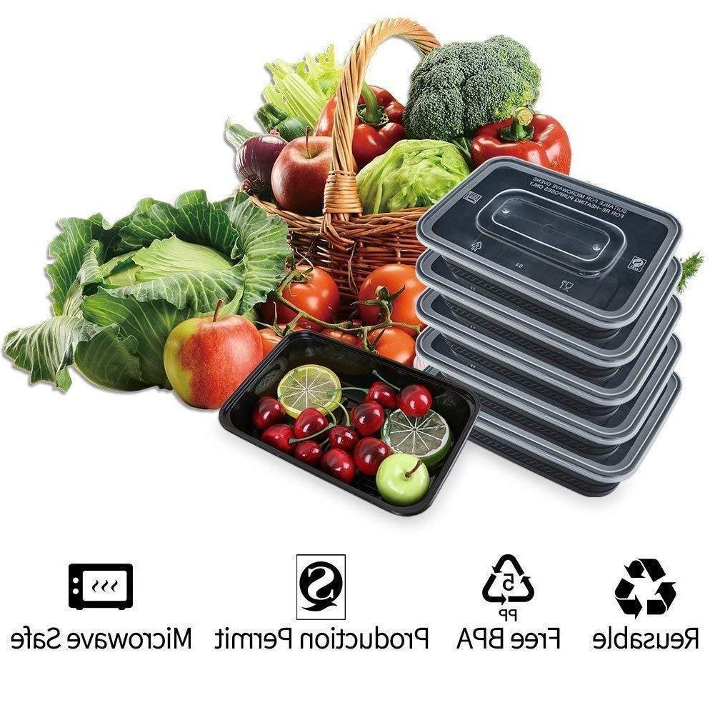 1 Boxes Reusable Microwave Safe