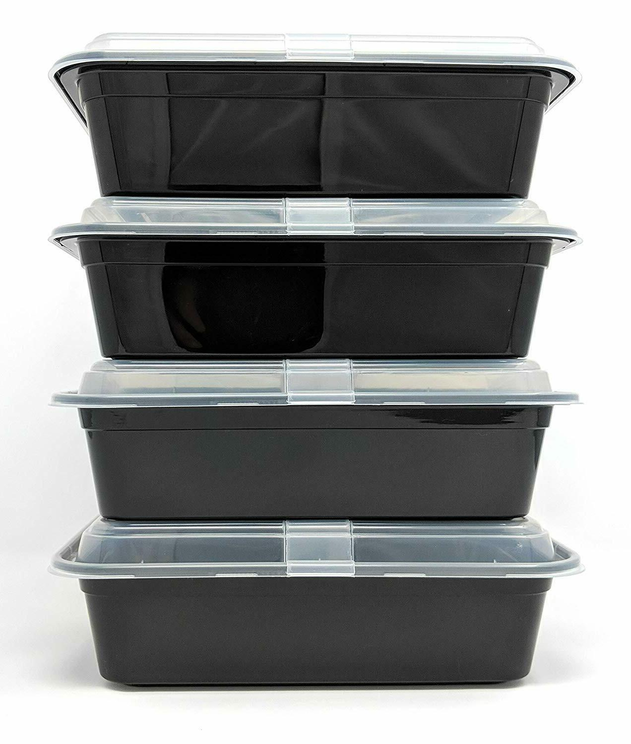 50 Meal 1 Storage Boxes