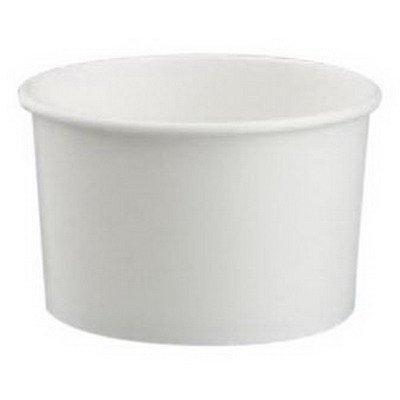 71037 white paper food container